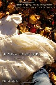 Book Cover for LIVING DEAD GIRL