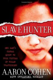 SLAVE HUNTER by Aaron Cohen