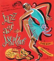 JAZZ AGE JOSEPHINE by Jonah Winter