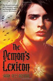 THE DEMON'S LEXICON by Sarah Rees  Brennan
