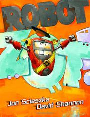 Cover art for ROBOT ZOT!
