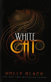 Book Cover for WHITE CAT