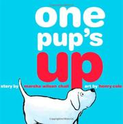 ONE PUP'S UP by Marsha Chall
