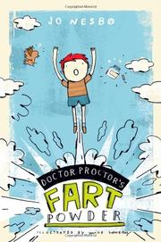 DOCTOR PROCTOR'S FART POWDER by Jo Nesbø