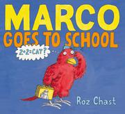 Book Cover for MARCO GOES TO SCHOOL