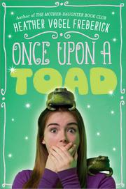 Cover art for ONCE UPON A TOAD