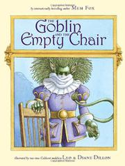Cover art for THE GOBLIN AND THE EMPTY CHAIR