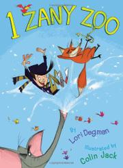 1 ZANY ZOO by Lori Degman