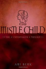 Book Cover for MISTLE CHILD