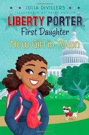 NEW GIRL IN TOWN by Julia DeVillers
