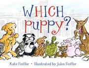 Book Cover for WHICH PUPPY?