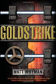 GOLDSTRIKE by Matt Whyman