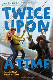 Book Cover for TWICE UPON A TIME