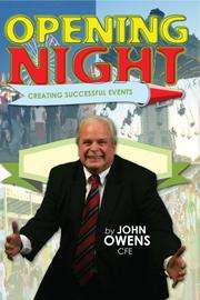 OPENING NIGHT by John Owens