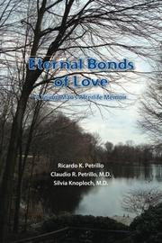 Book Cover for ETERNAL BONDS OF LOVE