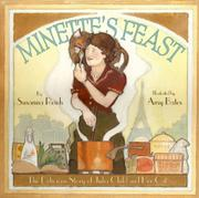 Book Cover for MINETTE'S FEAST