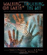 Cover art for WALKING ON EARTH AND TOUCHING THE SKY