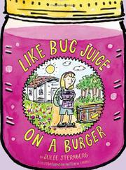 Book Cover for LIKE BUG JUICE ON A BURGER