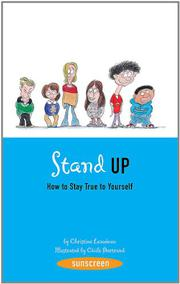 STAND UP! by Christine  Laouénan