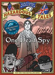 ONE DEAD SPY by Nathan Hale