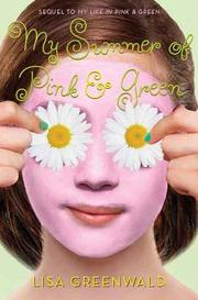 Cover art for MY SUMMER OF PINK & GREEN