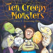 Book Cover for TEN CREEPY MONSTERS