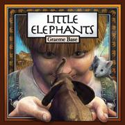 Cover art for LITTLE ELEPHANTS