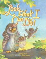 Book Cover for LOOK WHAT I CAN DO!