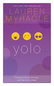 YOLO by Lauren Myracle