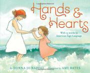 HANDS & HEARTS by Donna Jo Napoli