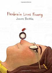 FLEABRAIN LOVES FRANNY by Joanne Rocklin
