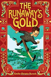 THE RUNAWAY'S GOLD by Emilie Christie Burack