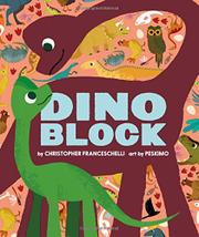 DINOBLOCK by Christopher Franceschelli