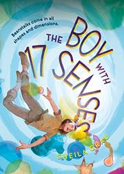 THE BOY WITH 17 SENSES by Sheila Grau