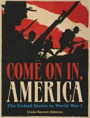 COME ON IN, AMERICA by Linda Barrett Osborne