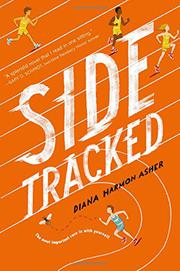 SIDETRACKED by Diana Asher