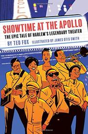 SHOWTIME AT THE APOLLO by Ted Fox