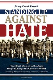 STANDING UP AGAINST HATE by Mary Cronk Farrell