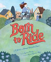 BORN TO RIDE by Larissa Theule