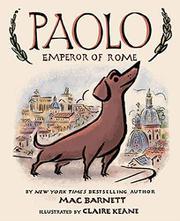 PAOLO, EMPEROR OF ROME by Mac Barnett