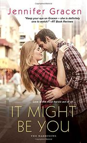 IT MIGHT BE YOU by Jennifer Gracen