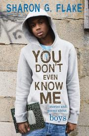 Book Cover for YOU DON'T EVEN KNOW ME