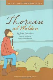 Cover art for THOREAU AT WALDEN