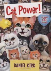 Cover art for CAT POWER!