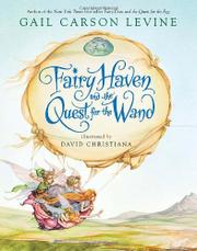 Book Cover for FAIRY HAVEN AND THE QUEST FOR THE WAND