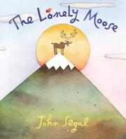Cover art for THE LONELY MOOSE
