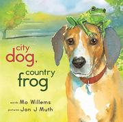 Book Cover for CITY DOG, COUNTRY FROG