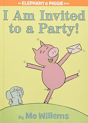 Cover art for I AM INVITED TO A PARTY!