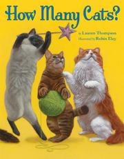 HOW MANY CATS? by Lauren Thompson