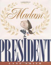 Book Cover for MADAM PRESIDENT